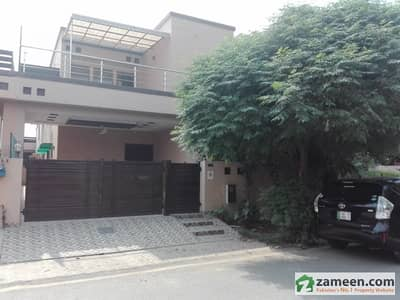 Independent 10 Marla House For Rent In DHA Phase 8 C Villas