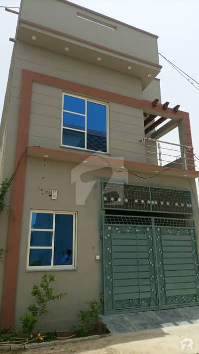 3 Marla Beautiful unique design house available for booking on cash price or 5 years installment plan