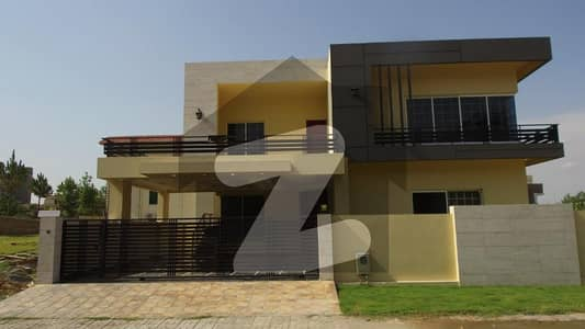 1 Kanal Luxury Double Storey House In The Most Secure Locality In Dha Phase 2 Sector E Islamabad