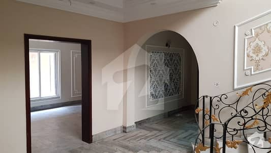 20 Marla Luxury House For Sale In M2 Corner With Basement.