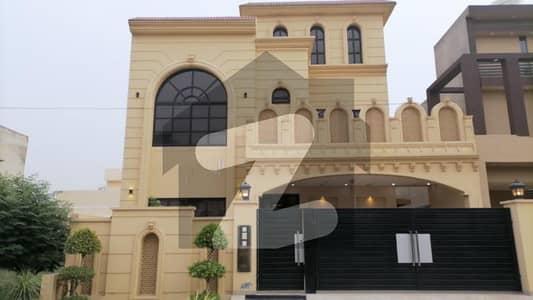 10 Marla Double Storey House For Sale In Khayaban E Amin Block L