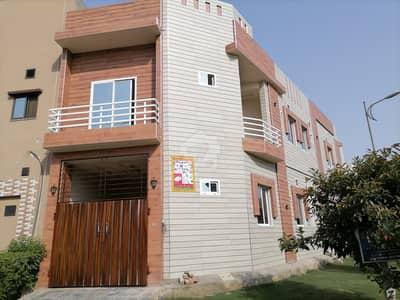فور سِیزن ہاؤسنگ فیصل آباد میں 3 مرلہ مکان 95 لاکھ میں برائے فروخت۔
