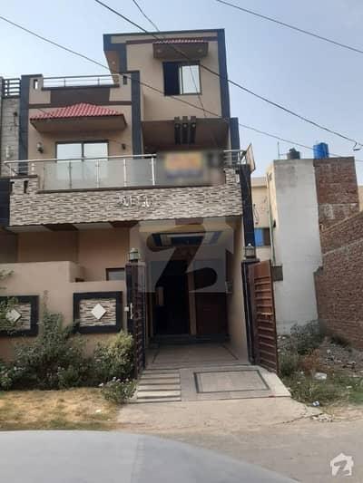 4 marla house for sale in F block Al Rehman Garden Phase 2.