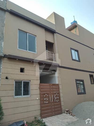 2.22 Marla Double Storey New House For Sale In Al Ahmad Garden Housing Society