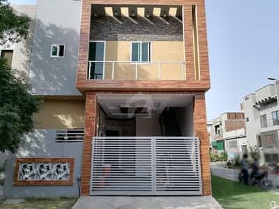 فور سِیزن ہاؤسنگ فیصل آباد میں 3 مرلہ مکان 85 لاکھ میں برائے فروخت۔