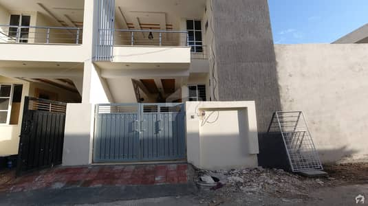 4.5 Marla Double Storey House Situated In Green In Green Villas Snober City Adiala Road, Rawalpindi.