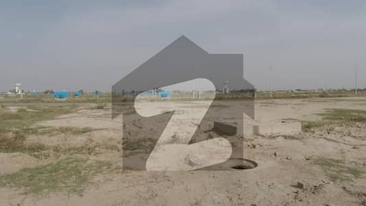 8 Marla Commercial Plot For Sale In Dha Phase 9 Prism Zone- 1