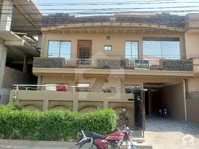 Dabble story house for sale in soan garden islamabad