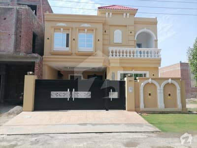 Spanish Style House Is Available For Sale In Wapda Town Phase 2 Block N