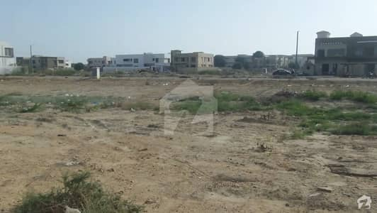 Defence Phase 8 Zone-e 500 Yards Residential Plot For Sale