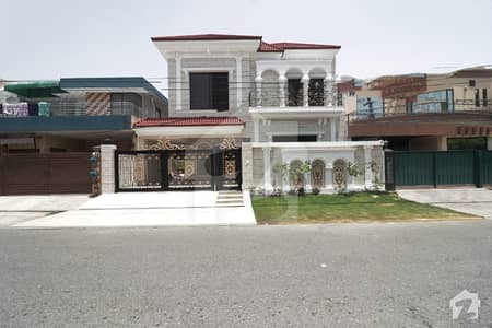 11 Marla Brand New Spanish Design Bungalow For Sale In Phase 3  By Syed Brothers