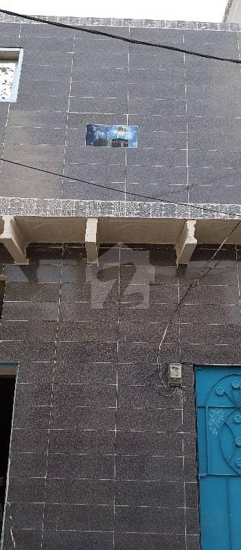 کورنگی ۔ سیکٹر 48-بی کورنگی کراچی میں 2 کمروں کا 2 مرلہ مکان 32 لاکھ میں برائے فروخت۔