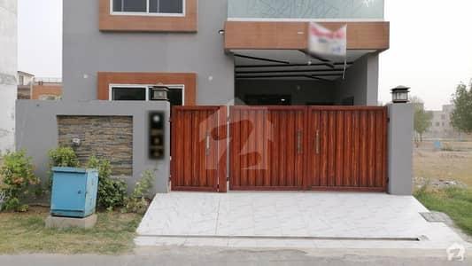 5 Marla Self Construct New House Block N