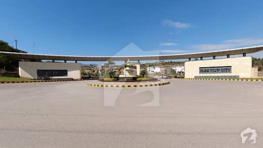 پارک ویو سٹی اسلام آباد میں 6 مرلہ کمرشل پلاٹ 4.8 کروڑ میں برائے فروخت۔