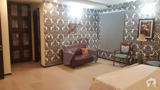 Furnished Basement For Rent