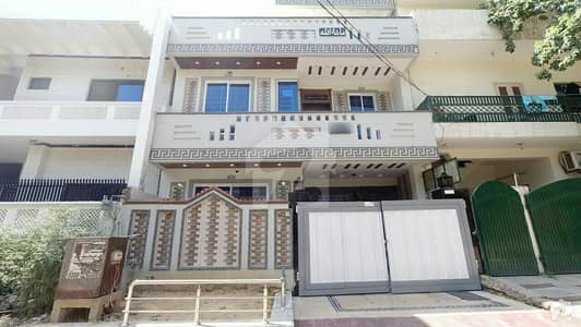 Brand Double Unit House Is Available For Sale In G-11/2 Islamabad