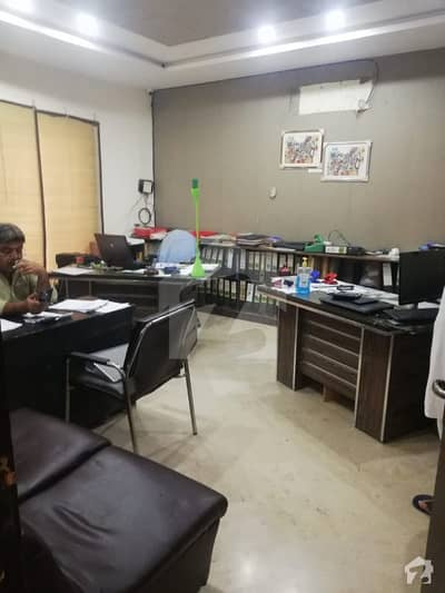 1 Kanal Upper Portion Available For Rent Only For Office
