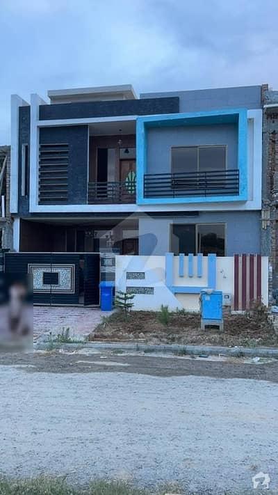 Gulberg Residencia Block I 7 Marla House