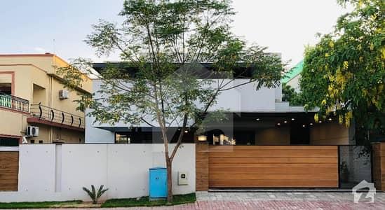 بحریہ ٹاؤن فیز 1 بحریہ ٹاؤن راولپنڈی راولپنڈی میں 5 کمروں کا 1 کنال مکان 6.75 کروڑ میں برائے فروخت۔