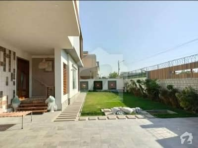 Bungalow On Sale Brand New With Basement And Swimming Pool Fully Furnished 1000 Yard Available Prime Location Of Dha Phase 8