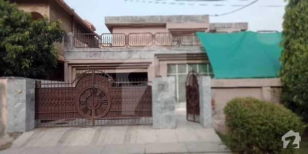 Corner 22 Marla House For Sale