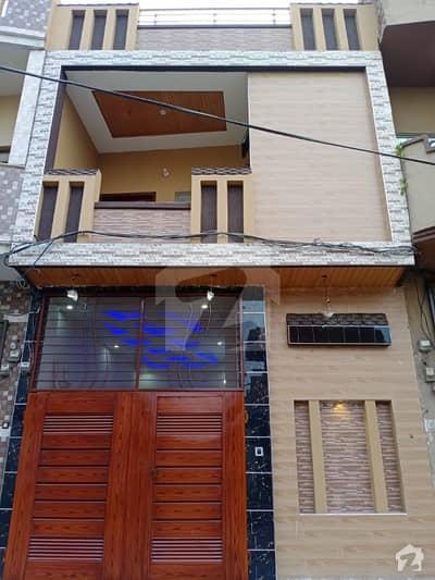 کینال بینک ہاؤسنگ سکیم لاہور میں 3 کمروں کا 4 مرلہ مکان 1.1 کروڑ میں برائے فروخت۔