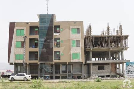 راولپنڈی ہاؤسنگ سوساءٹی سی ۔ 18 اسلام آباد میں 2 کمروں کا 3 مرلہ فلیٹ 43.8 لاکھ میں برائے فروخت۔