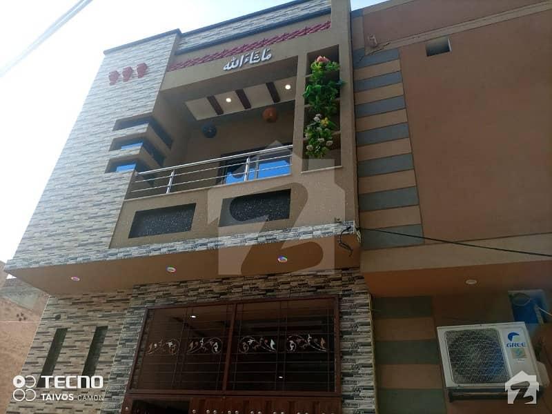کینال بینک ہاؤسنگ سکیم لاہور میں 3 مرلہ مکان 80 لاکھ میں برائے فروخت۔