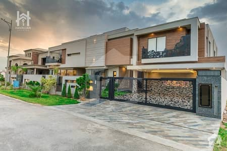 Two Kanal Brand New Luxury Bungalow For Sale Near Park Commercial