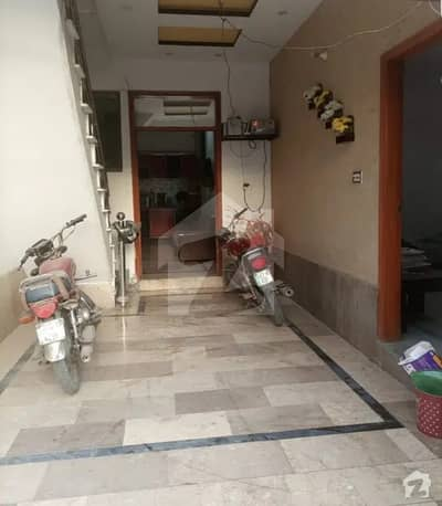 3 Marla Double Storey House Flr Sale In Nawab Town At Prime Location