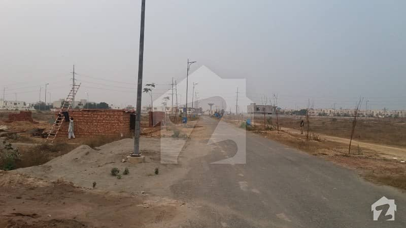 4 Marla Commercial Plot For Sale In Cca 2 Dha Phase 2 N Block Lahore