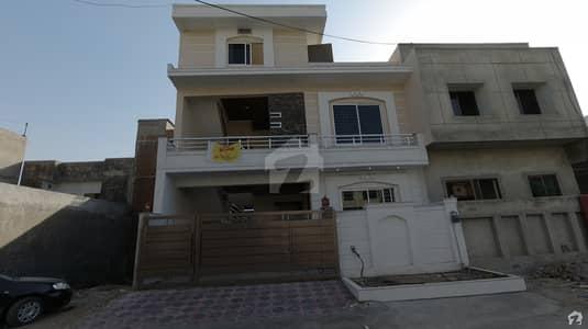 6 Marla Double Storey House For Sale In Soan Garden Islamabad
