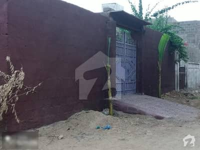 Corner 280 Yards House For Sale In Ahsanabad