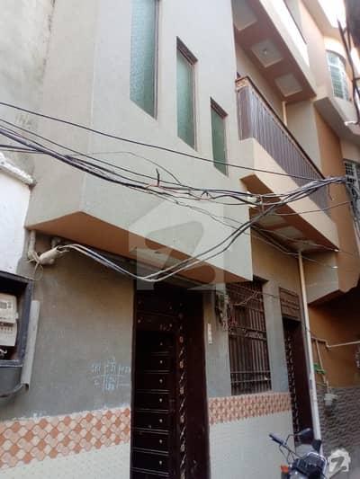 گھنٹا گھر پشاور میں 9 کمروں کا 3 مرلہ فلیٹ 1.4 کروڑ میں برائے فروخت۔