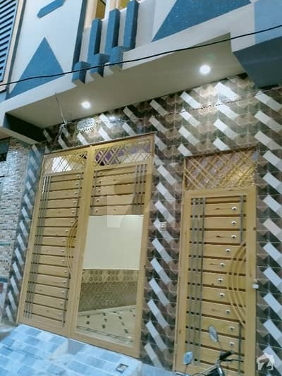 697 Square Feet House Available In Madina Colony For Sale