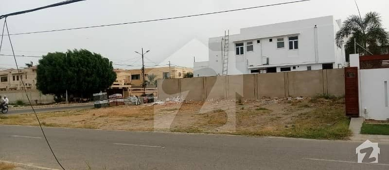 4500 Square Feet Residential Plot Is Available For Sale In Dha Phase 6