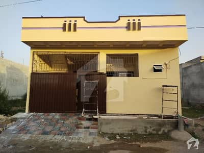 5 Marla House Azeem Town Near Kak Pull