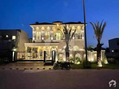 ڈی ایچ اے فیز 6 ڈیفنس (ڈی ایچ اے) لاہور میں 5 کمروں کا 1 کنال مکان 7.65 کروڑ میں برائے فروخت۔