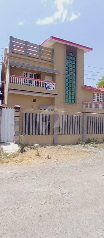 Hayatabad Phase 2 H3 Kanal House For Rent