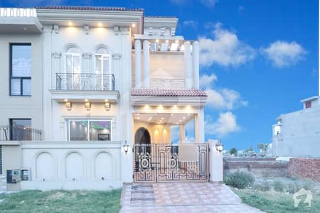 5 Marla Brand New Fabulous House Available For sale