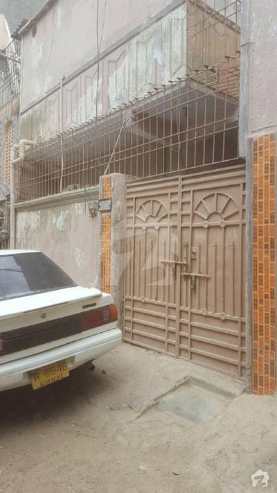 New Karachi House Sized 720 Square Feet