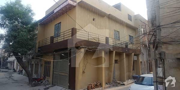 نثار کالونی فیصل آباد میں 4 مرلہ مکان 1 کروڑ میں برائے فروخت۔