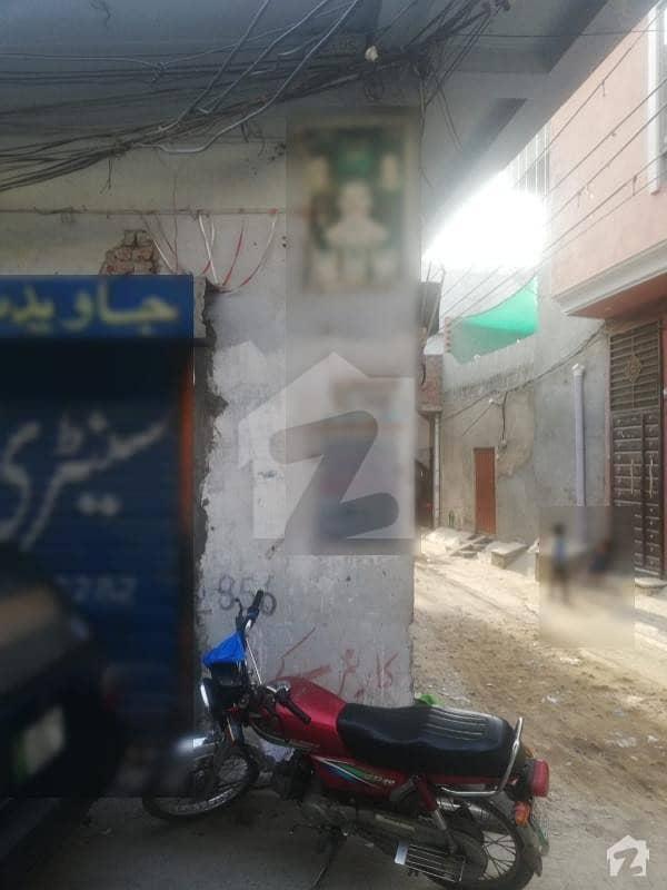 لال پل مغلپورہ لاہور میں 1 کمرے کا 2 مرلہ مکان 50 لاکھ میں برائے فروخت۔