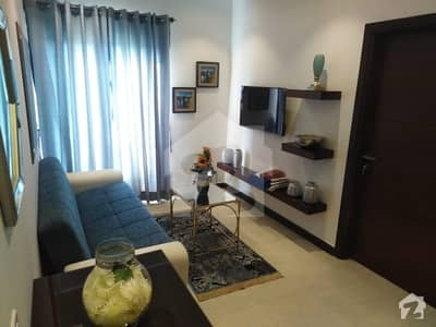 1 Bed Apartment For Rent In Jasmine Block Bahria Town Lahore