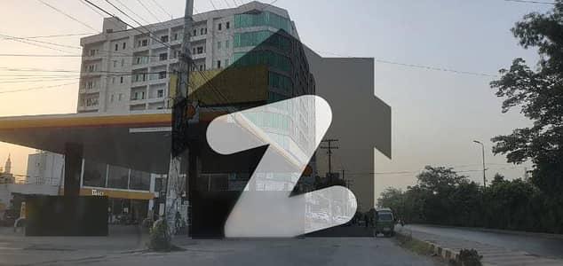 Office For Sale In Johar Town Molana Shokat Ali Road At Madina Heights