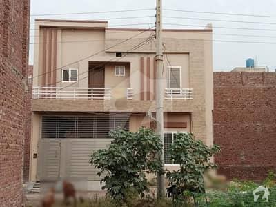 گرین ٹاؤن فیصل آباد میں 4 کمروں کا 5 مرلہ مکان 95 لاکھ میں برائے فروخت۔