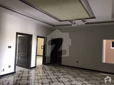 10 Marla Double Storey House Available For Rent In Jinnah Garden