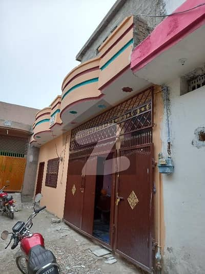 6 Marla House Single Storey Water Gas Electricity Installed