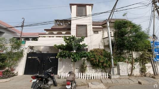 West Open Corner Bungalow at Main Khayaban e Shamsheer Availble for Sale