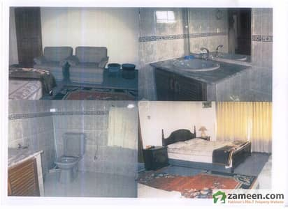 A Residential Bungalow For Sale - Situated At Gulhra Gali Tomb Baba Lal Shah Darbar New Murree